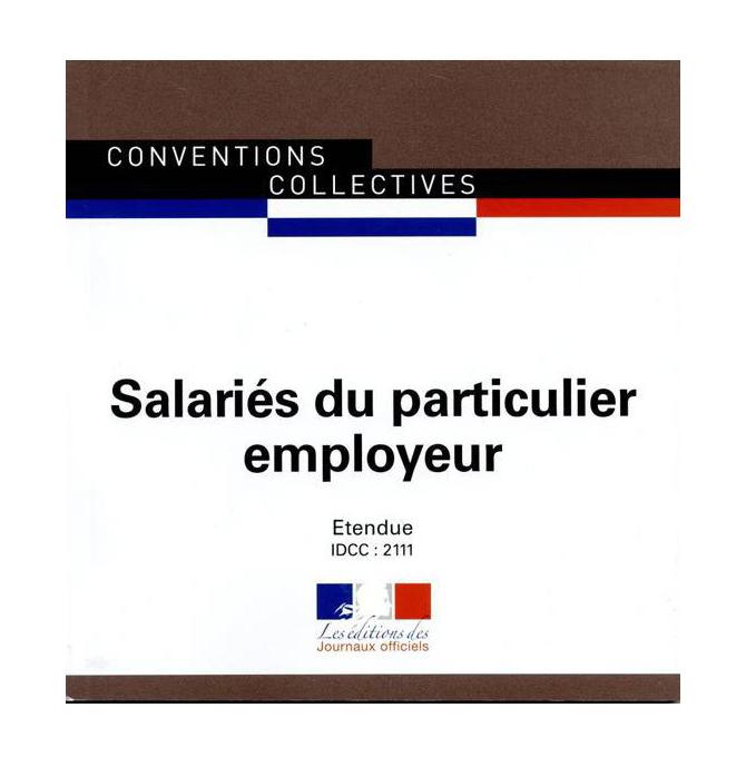 Grilles de classification des emplois et des salaires dans la Convention Collective Nationale des salariés du particulier employeur