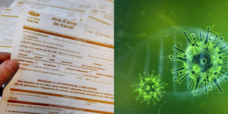 Coronavirus – déclaration et indemnisation des arrêts de travail des salariés