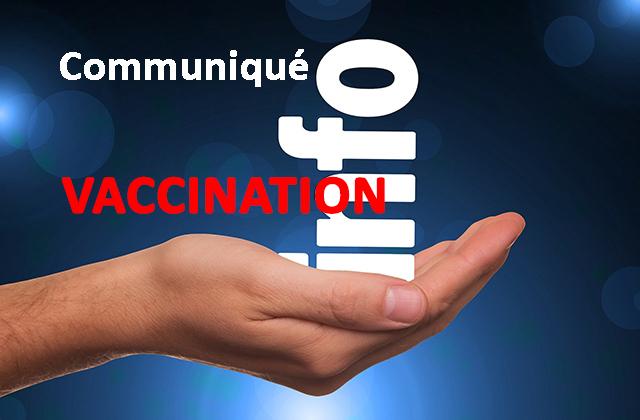 Read more about the article Communiqué Partenaires Sociaux – Vaccination COVID-19